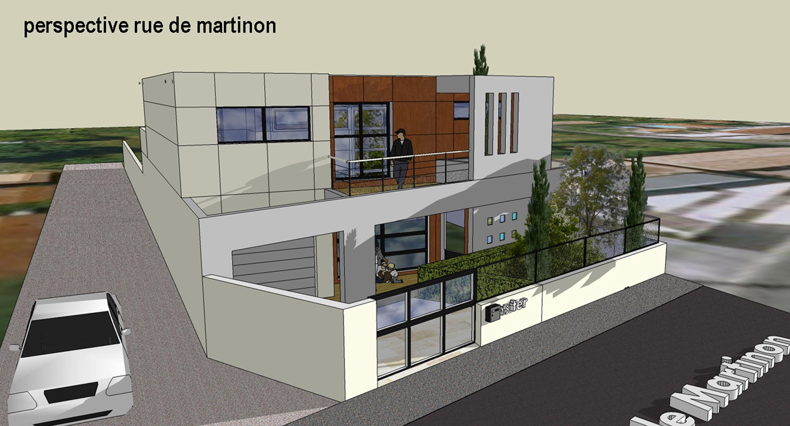 Architecte maison 170 m2 for Recours architecte 150m2