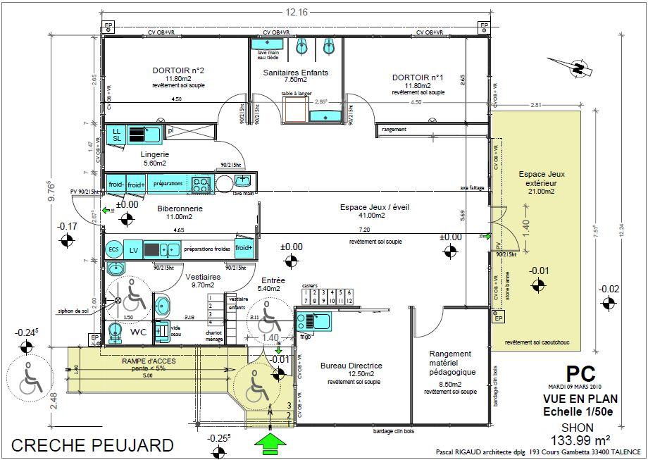19 decembre 2011 pascal rigaud architecte With maison rez de chaussee 8 maison individuelle 224 talence pascal rigaud architecte