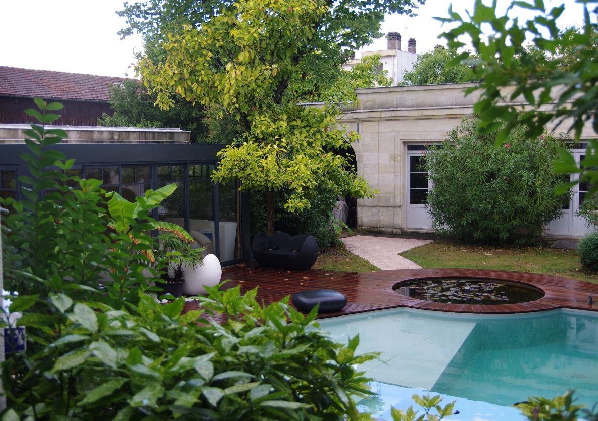 Terrasse en bois archives pascal rigaud architecte dplgpascal rigaud architecte dplg - Terrasse jardin caillebotis ...